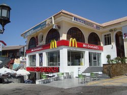 McDonald's Naama Bay
