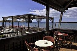 Beach Restaurant Punta Ala