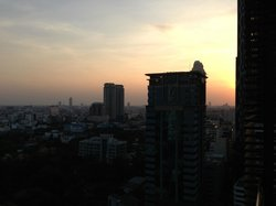 View from the 17th floor - 3 bed