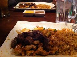 TOKO Japanese Steakhouse & Sushi Bar