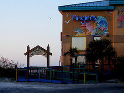 Angler's Beachside Grill