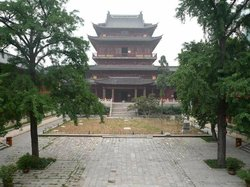 Nanjing Pilu Temple