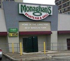 Monaghans Sports Pub & Grill