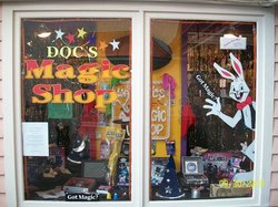 Doc's Magic and Fun Shop