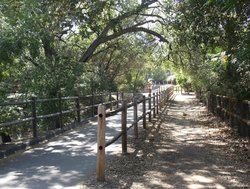 Ventura to Ojai Paved Bike Path