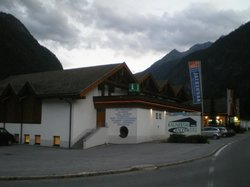Hallenbadrestaurant Kaunertal Center