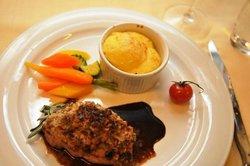 Restaurant Hirschen Samedan