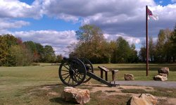 Reed's Bridge Battlefield