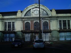 Estacion de Principe Pio