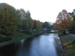 Pilsetas kanals