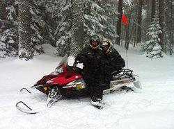 Snowmobile Vermont