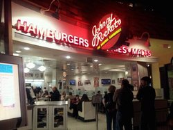 Johnny Rockets Express