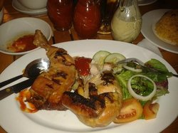 Malisa Flamed Grilled Chicken