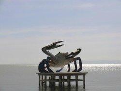 Crab Statue