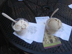 Biltmore Estate Ice Cream Parlor