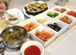 Mixed Grain Korean Cuisine