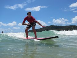 Merrick's Noosa Learn to Surf