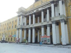Eastern Military District Drama Theatre