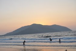 Ravindranath Tagore Beach
