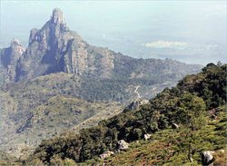 Rangaswamy Peak and Pillar