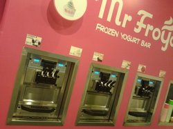 Mr. Froyo's Aruba - Self Serve Frozen Yogurt Bar