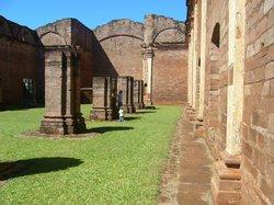 Ruinas jesuiticas de Jesus de Tavarangue