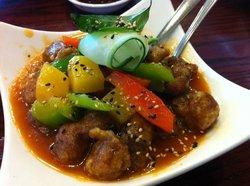 4 Stones Vegetarian Cuisine
