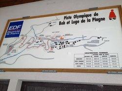 Bobsleigh La Plagne
