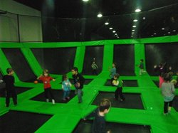 Launch Trampoline Park
