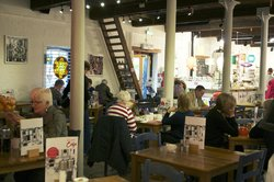 Fisherton Mill Gallery and Cafe