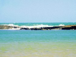Barra de Tabatinga beach
