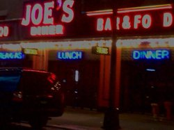 Joe's Diner and Bar