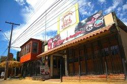 Fachada Restaurant San Antonio Casa Colonial
