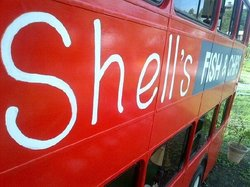 Shells Double Decker - Fish & Chips