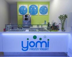 Yomi Fronzen Yogurt