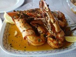 Restaurante do Ginasio Clube Naval