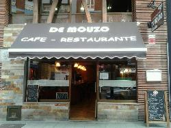 Cafe restaurante De Mouzo