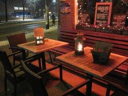 Cafe 't Hooischip