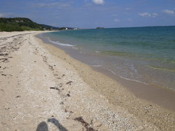 Hyakuna Beach
