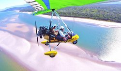 Updraught Microlights and Hang Gliders