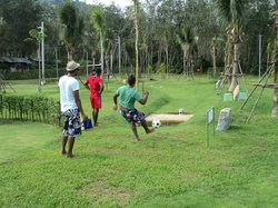 Football Crazy Golf - Phuket
