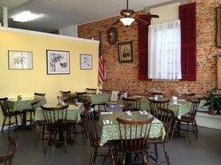The Odd Fellows Cafe