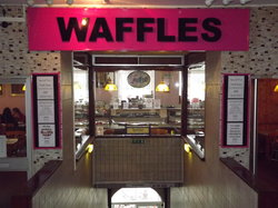 Waffles Coffee Shop
