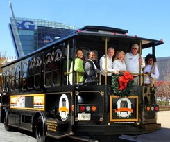 The Peachtree Trolley