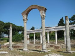 District Archaeological Minturnae
