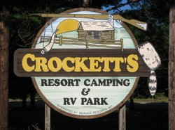 Crockett's Resort Camping