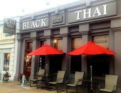 Black Thai And Sushi Bar