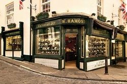 W Hamond Original Whitby Jet Shop
