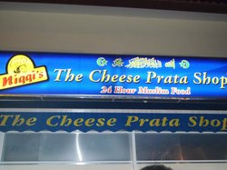 Niggi's The Cheese Prata Shop