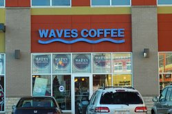 Waves Coffee House - Springbank Hill